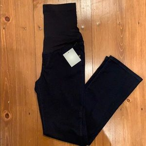 NWT maternity bootcut jeans
